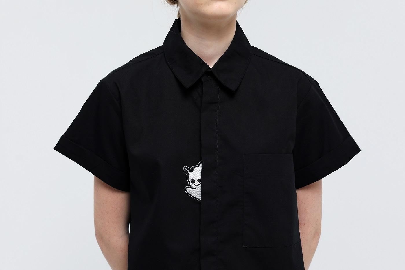Picture of Haru in Black