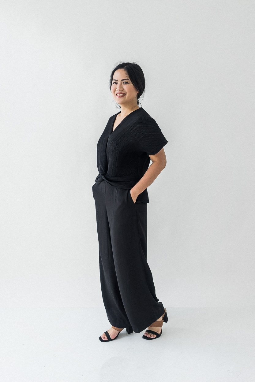 Picture of Azalea in Black