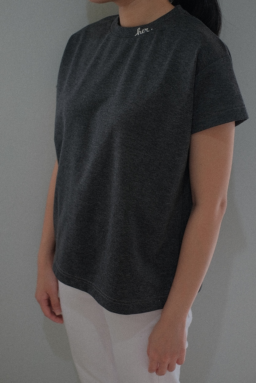Picture of Her in Dark Grey-02
