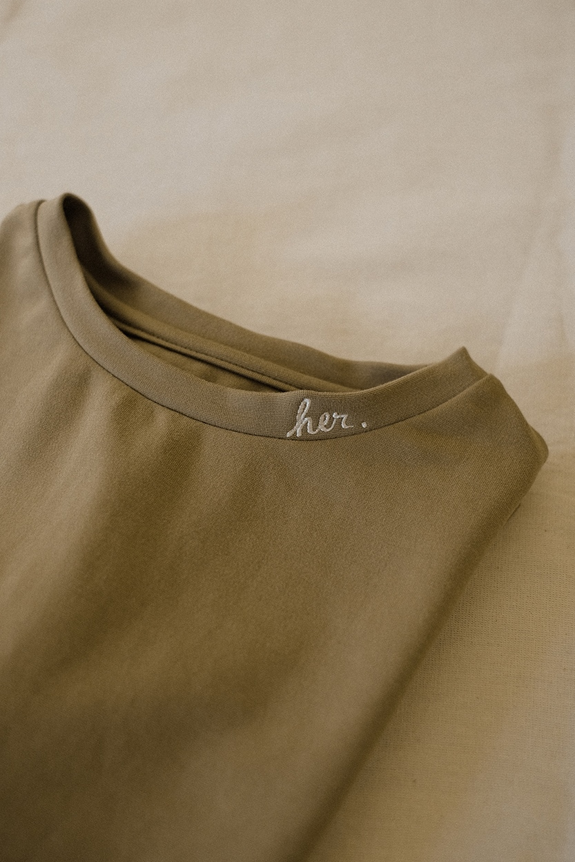 Picture of Her in Olive