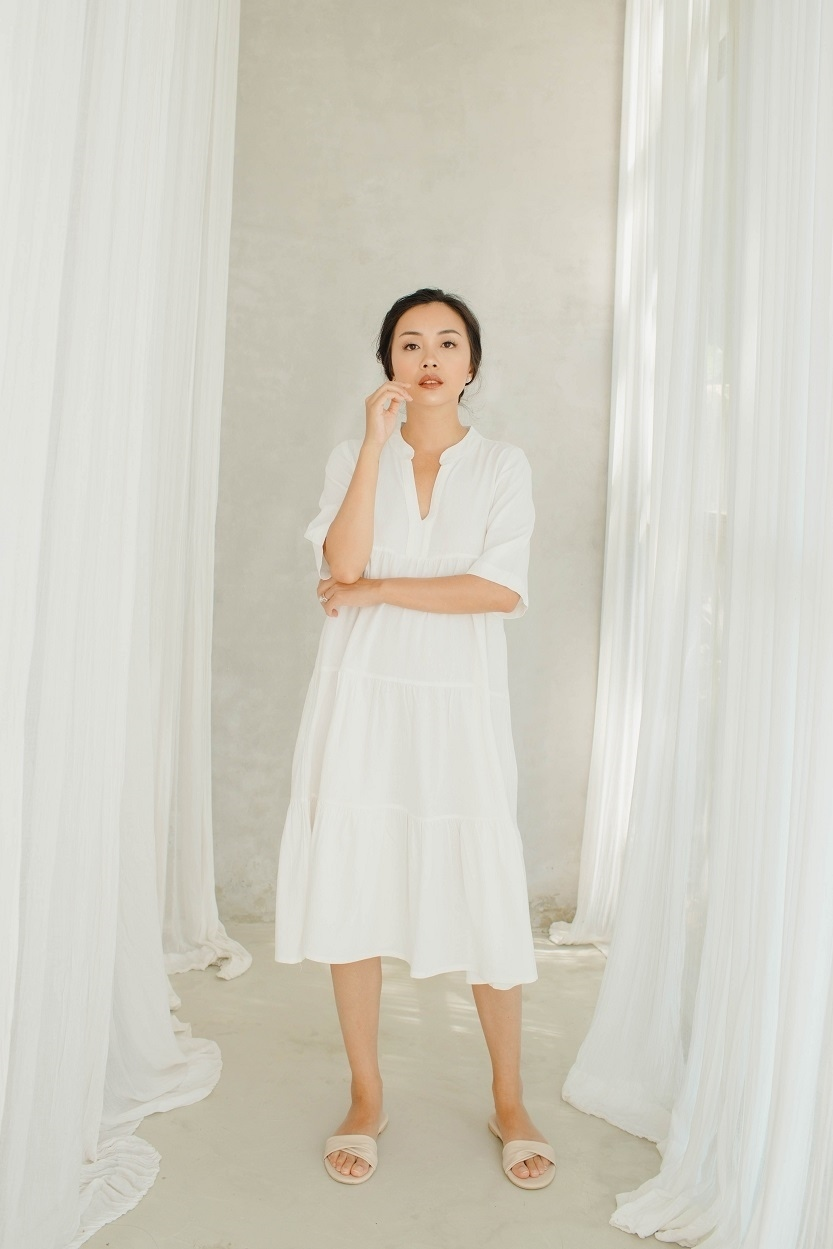 Picture of Tilly in White